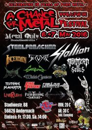 A Chance For Metal Festival 2016