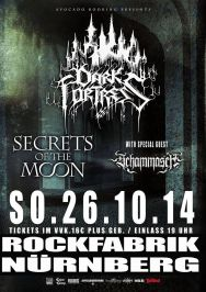 Dark Fortress, Secrets of the Moon, Schammasch