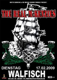 The Real McKenzies Freiburg 2009