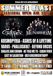 Summerblast open Air Coburg