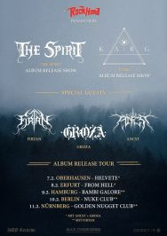 The Spirit, Karg, Groza, Ancst Erfurt