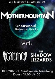 Mother Mountain - Oneironaut Release Party